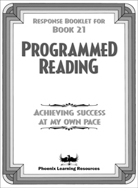 Programmed Reading - Book 21 - Student Response Book