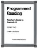 Programmed Reading - Book 8-15 Teacher Guide
