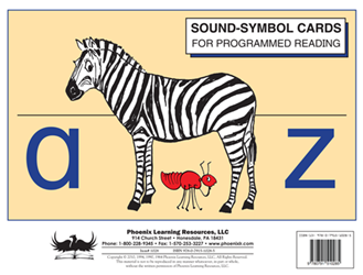 Programmed Reading - Sound Symbol Cards for Interactive Whiteboard