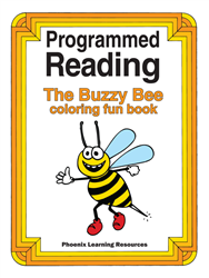 Programmed Reading - The Buzzy Bee Coloring Fun Book