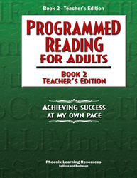 Programmed Reading for Adults - Book 2 Teacher Edition