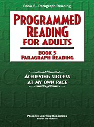 Programmed Reading for Adults - Book 5 - Paragraph Reading
