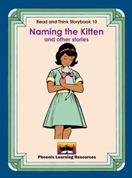 Read and Think Storybooks - Book 10 - Naming the Kitten
