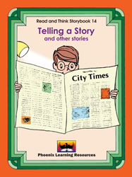 Read and Think Storybooks - Book 14 - Telling a Story