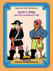 Read and Think Storybooks - Book 4 - Sam's Ship