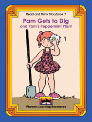 Read and Think Storybooks - Book 7 - Pam Gets to Dig
