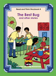 Read and Think Storybooks - Book 8 - The Best Bug