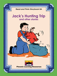 Read and Think Storybooks - Book 8A - Jack's Hunting Trip