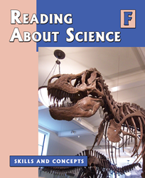 Reading About Science - Book F