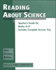 Reading About Science - Teacher Guide & Answer Key
