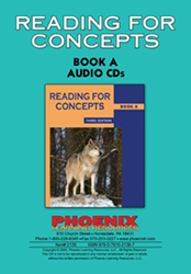 Reading for Concepts - Book A - CD