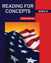 Reading for Concepts - Book D