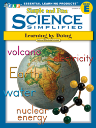 Science Simplified - Book E - Grades 4-6