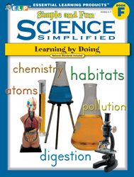 Science Simplified - Book F - Grades 5-7