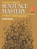 Sentence Mastery - Book A - Teacher's Manual