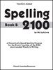 Spelling 2100 - Book B - Teacher's Guide