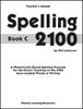 Spelling 2100 - Book C - Teacher's Guide