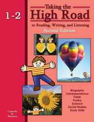 Taking the High Road to Reading, Writing, and Listening - 2nd Edition - Book 1-2