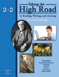 Taking the High Road to Reading, Writing, and Listening - 2nd Edition - Book 2-2