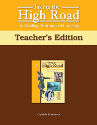 Taking the High Road to Reading, Writing, and Listening - 2nd Edition - Book 3 TG