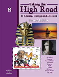 Taking the High Road to Reading, Writing, and Listening - 2nd Edition - Book 6