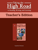 Taking the High Road to Reading, Writing, and Listening - 2nd Edition - Book 8 TG