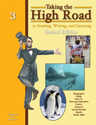Taking the High Road to Reading, Writing, and Listening - 2nd Edition - Book 3