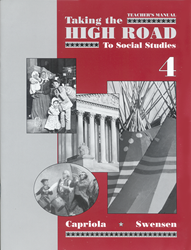 Taking the High Road to Social Studies - Book 4 - Teachers Manual