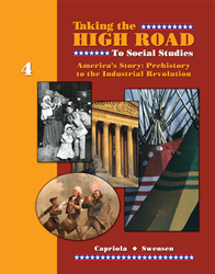 Taking the High Road to Social Studies - Book 4