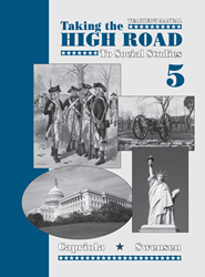 Taking the High Road to Social Studies - Book 5 - Teachers Manual