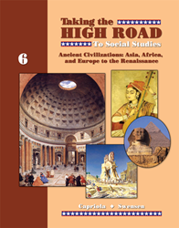 Taking the High Road to Social Studies - Book 6