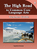 The High Road to Common Core Language Arts - Teacher Manual Book 8