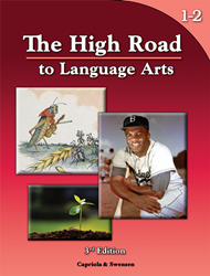The High Road to Language Arts - 3rd Edition - Book 1-2