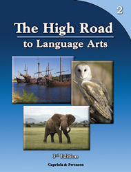 The High Road to Language Arts - 3rd Edition - Book 2
