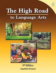 The High Road to Language Arts - 3rd Edition - Book 3