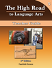 The High Road to Language Arts - 3rd Edition - Book 5 Teacher Manual