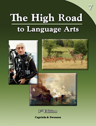 The High Road to Language Arts - 3rd Edition - Book 7