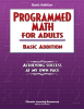 Programmed Math for Adults - Basic Addition