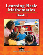 Learning Basic Mathematics - Book 1 - PreK