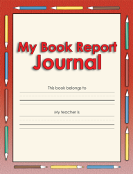Subject Journals - Book Report - Grades 1-3