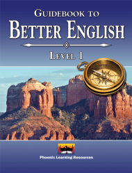Guidebook to Better English - Level 1